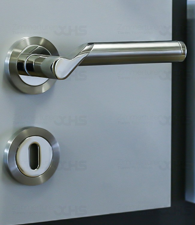 t rgriffe edelstahl rosettengarnitur keylox 47r. Black Bedroom Furniture Sets. Home Design Ideas
