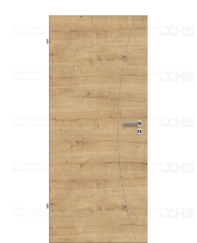 excellence eiche astig lisenen bogen fl chenb ndig zimmert ren cpl. Black Bedroom Furniture Sets. Home Design Ideas