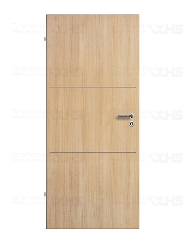 eiche roheffekt 2 quer lisenen aufliegend zimmert ren cpl dk. Black Bedroom Furniture Sets. Home Design Ideas