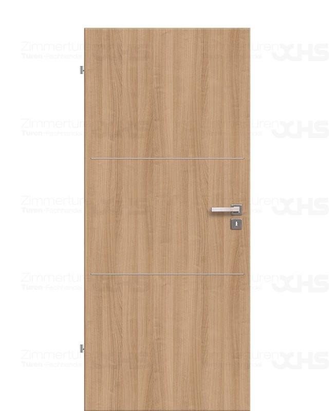 noce 2 waagerechte lisenen fl chenb ndig zimmert ren cpl dk. Black Bedroom Furniture Sets. Home Design Ideas