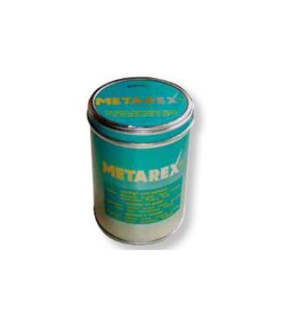 Tiefen-Reinigungswatte Metarex für Edelstahl & Messing 200g