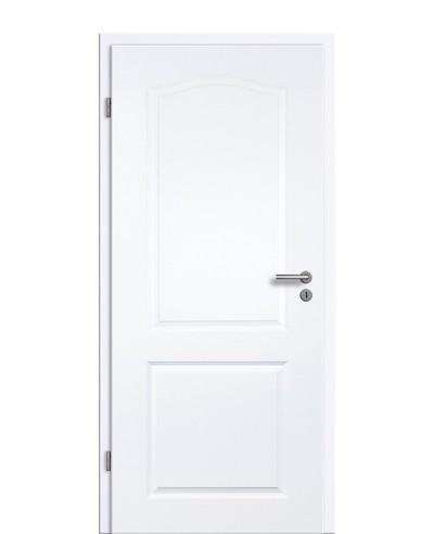 Zimmertür Innentür Türblatt Fomrprofiltür Weißlack Keil 2KB RSP Rundkante