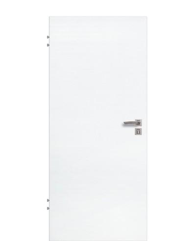 Excellence Zimmertür Eiche-Polarweiß-quer CPL Wohnungseingangstür