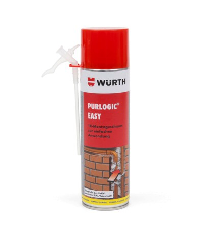 Würth Montageschaum PU Purlogic Easy 1K