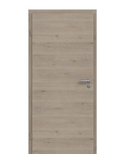 Excellence Zimmertür Pinie-Silvergrey-Quer CPL Komplettset