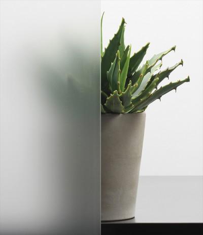 Glasschiebetür Glas Glastür Satinato 8mm ESG Ornamentglas