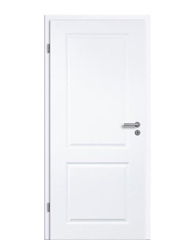 Zimmertür Innentür Türblatt Fomrprofiltür Weißlack Keil 2G RSP Rundkante