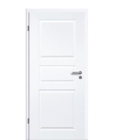 Zimmertür Innentür Türblatt Fomrprofiltür Weißlack Keil 3G RSP Rundkante