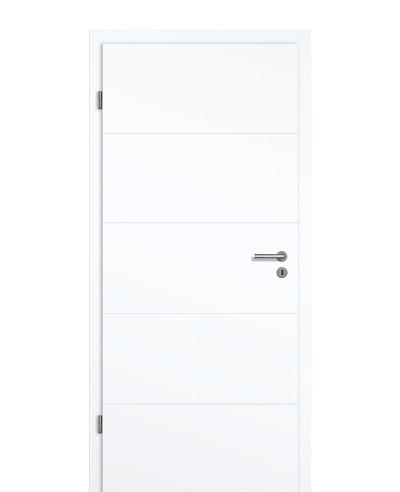 Weißlack 3.0 Extraweiß Innentür Türblatt