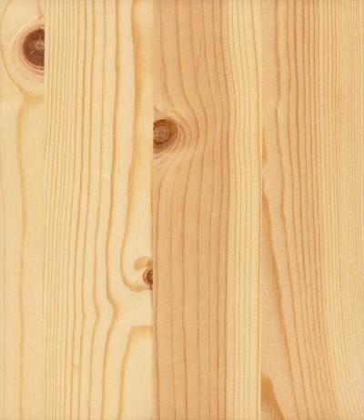 Türzarge Massivholz/Vollholz Kiefer astig lackiert 65mm Zarge mit Profilkante