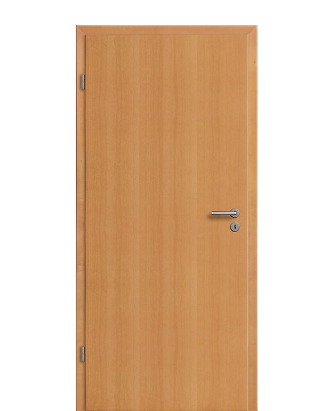 Zimmertur Set Buche Mit 60mm Zarge Echtholzfurniert Rk