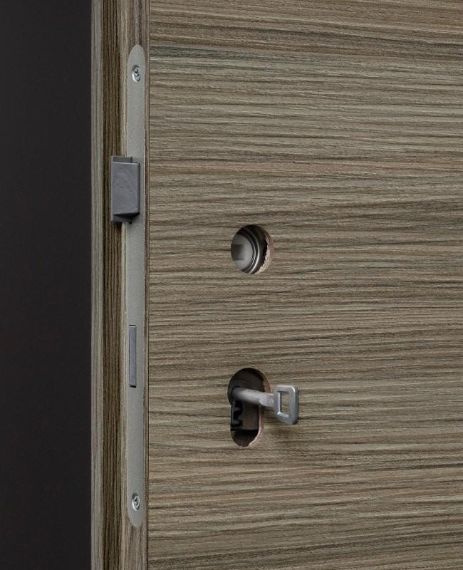 zimmert ren innent ren akazie steingrau quer cpl geb rstet ek 211 0cm. Black Bedroom Furniture Sets. Home Design Ideas