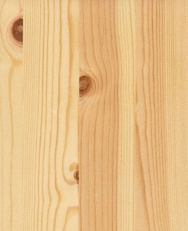 Kiefer astig lackiert Vollholz/Massivholz