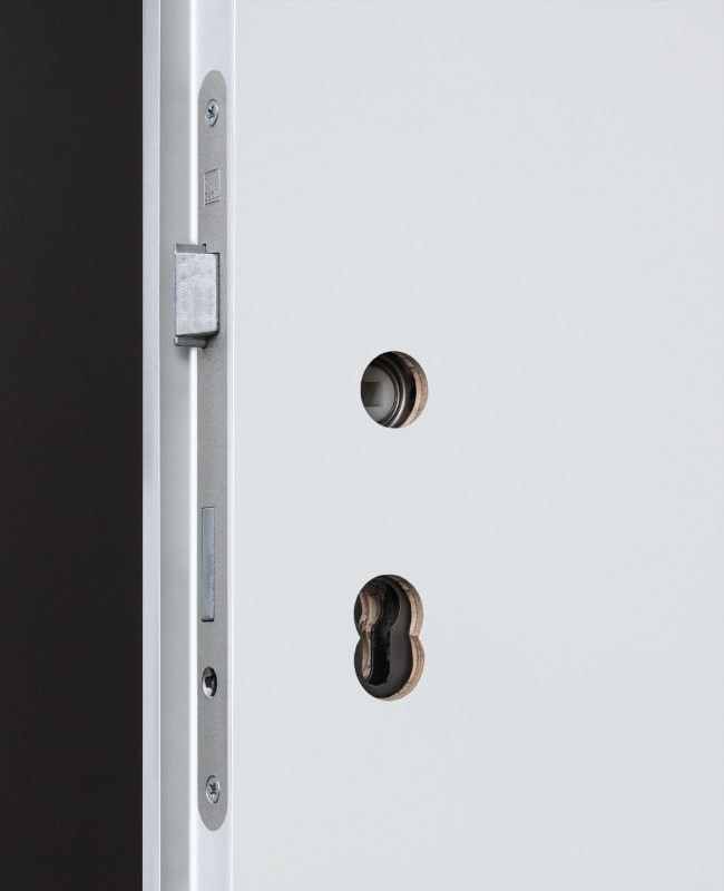 schallschutzt r wei vivid cpl 9003 sk1 s32 kk2 dk 211 0cm. Black Bedroom Furniture Sets. Home Design Ideas
