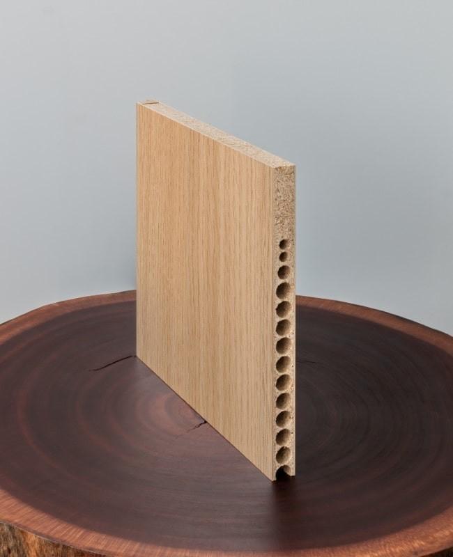 eiche roheffekt lisenen bogen fl chenb ndig zimmert ren cpl dk. Black Bedroom Furniture Sets. Home Design Ideas