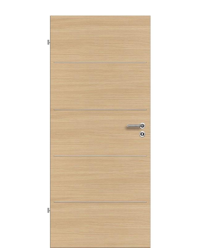 eiche roheffekt quer 4 fl chenb ndige lisenen zimmert ren cpl dk. Black Bedroom Furniture Sets. Home Design Ideas
