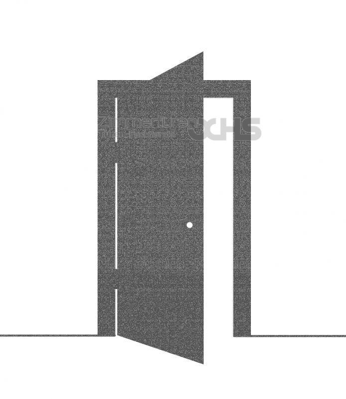 Schallschutztuer-Wohnungseingangstuer-Weisslack-Eco-Klima-III-Wohnungstuer