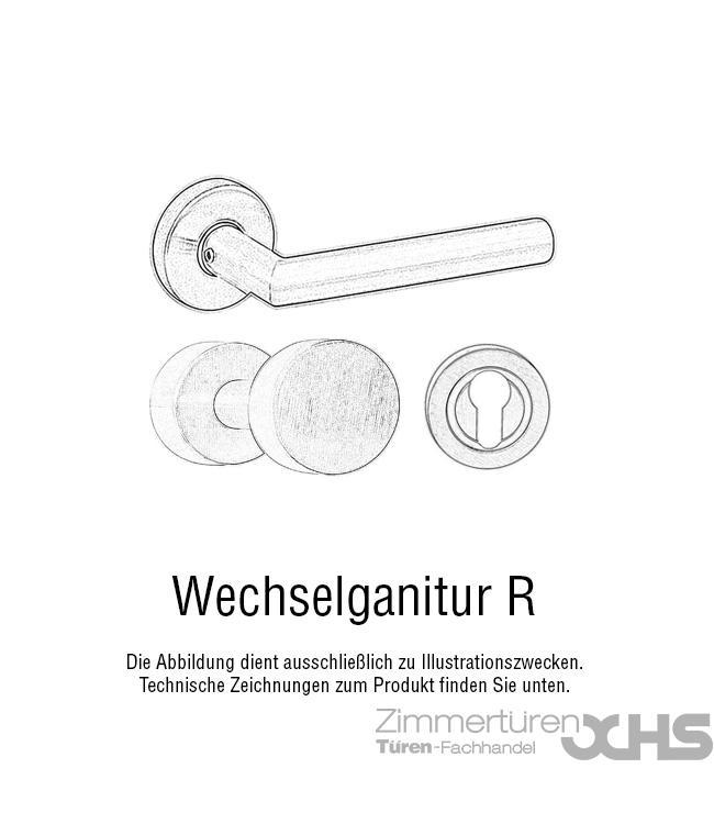 Tuergriff-Tuerdruecker-Griff-Edelstahl-Rund-Baltrum