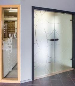 Ausstellung von Türen bei Zimmertüren OCHS