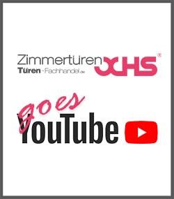 YouTube Kanal von Zimmertüren OCHS